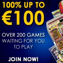 €100 at CasinoEuro